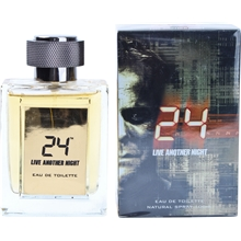 24 Live Another Night - Eau de toilette