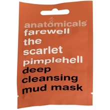 Pimplehell Deep Cleansing Mud Face Mask