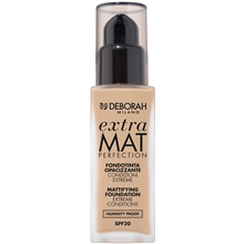 Deborah Extra Mat Perfect Foundation