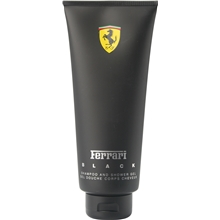 Ferrari Black - Shower Gel