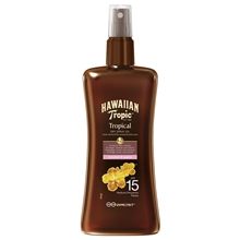 Protective Dry Spray Oil Spf 15