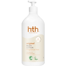 400 ml - HTH Body Lotion Fragrance Free