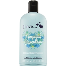 Tropical Paradise Bath & Shower Crème