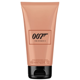 Bond 007 For Women II - Body Lotion
