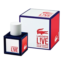 Lacoste Live - Eau de toilette (Edt) Spray