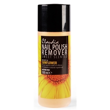 Claudia Nail Polish Remover Aceton Free Sunflower