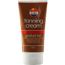 Tanning Cream Deep Bronze Gradual Tan