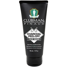 Clubman Charcoal Peel Off Face Mask