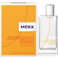 50 ml - Mexx Energizing Woman