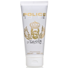 Police To Be The Queen - Perfumed Body Lotion
