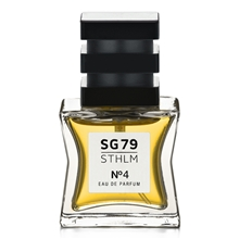 SG79 STHLM No 4 - Eau de parfum (Edp) Spray