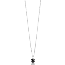 115434540 Silver TOUS Necklace Onyx