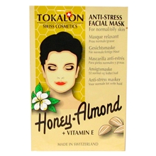 Tokalon - Honey & Almond Facial Mask