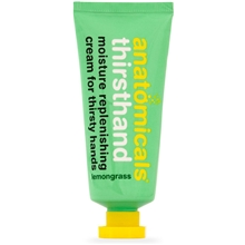 40 ml - Thirsthand Moisture Hand Cream Lemongrass