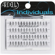 Ardell Individuals Long Black Knotted Flares