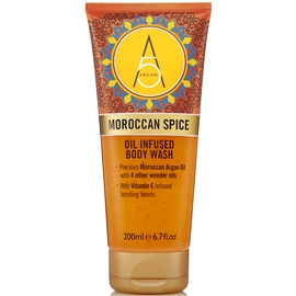 Moroccan Spice Oil Infused Body Wash