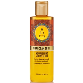 Moroccan Spice Nourishing Shower Oil