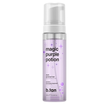 b.tan Magic Purple Potion Gradual Dark