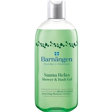 400 ml - Sauna Relax Shower & Bath Gel