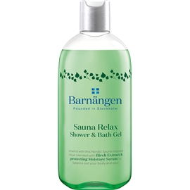 Sauna Relax Shower & Bath Gel