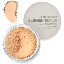 Blemish Rescue Loose Powder Foundation