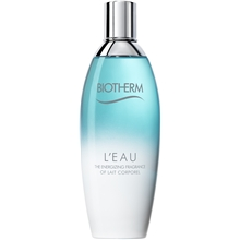 L'Eau - The Energizing Fragrance of Lait Corporel