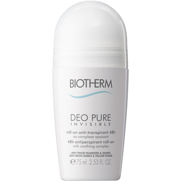 Deo Pure Invisible Roll on