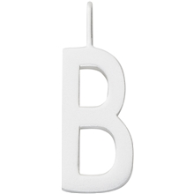 Design Letters Archetype Charm 16 mm Silver A-Z