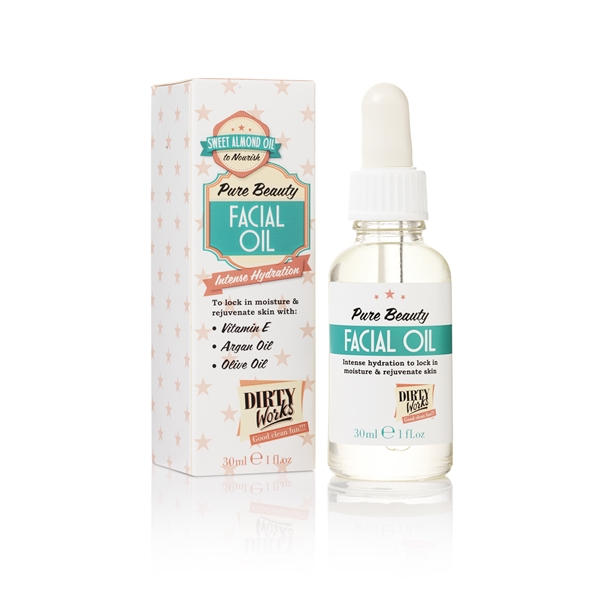 Pure Beauty Facial Oil