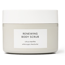 200 ml - Citrus Menthe Renewing Body Scrub