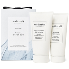 1 set - BioTreat Facial Detox Duo