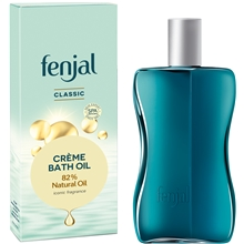 125 ml - Fenjal Classic Creme Bath Oil