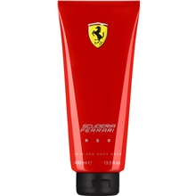 Scuderia Ferrari Red - Hair & Body Wash