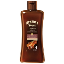 Tropical Tanning Oil Spf 4 Rich
