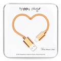 Rose Gold - Happy Plugs Lightning Charge/Sync Cable