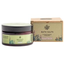 200 gram - Bath Salts Lavender, Rosemary & Mint