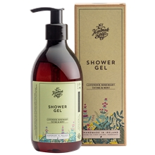 300 ml - Shower Gel Lavender, Rosemary & Mint