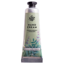 30 gram - Hand Cream Tube Lavender, Rosemary & Mint