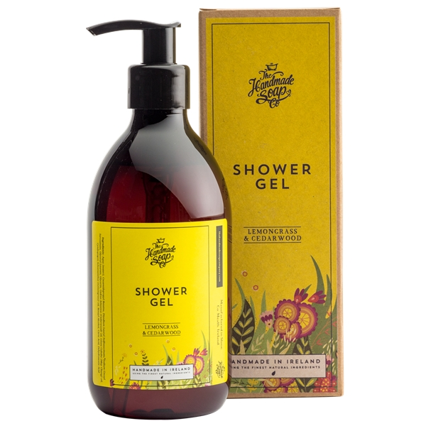 Shower Gel Lemongrass & Cedarwood (Bild 1 von 2)