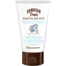 Sensitive Skin Face Protective Lotion SPF 50
