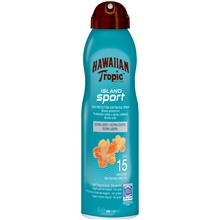 220 ml - Island Sport Sun Protection Spray SPF 15
