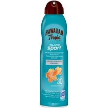 220 ml - Island Sport Sun Protection Spray SPF 30