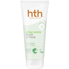 HTH Aloe Vera Body Lotion - Normal to Dry Skin
