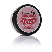 200 ml - Strawberries & Cream Body Butter
