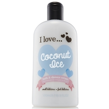 500 ml - Coconut Ice Bath & Shower Crème