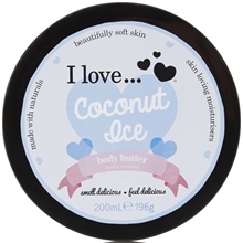 200 ml - Coconut Ice Nourishing Body Butter