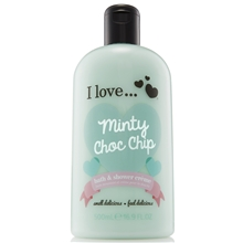500 ml - Minty Choc Chip Bath & Shower Crème