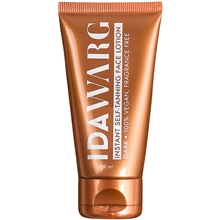 IDA WARG Instant Self Tanning Face Lotion Dark
