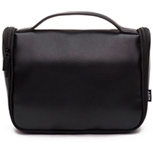 0-90200 Black Toiletry Bag