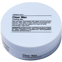 J. Beverly Hills Clear Wax - Finishing Wax